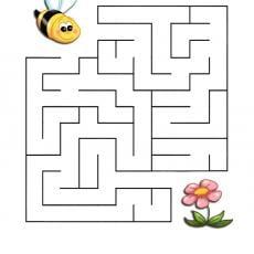 labirynt-pszczolka
