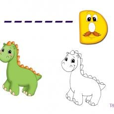 d-rebus-dinozaur