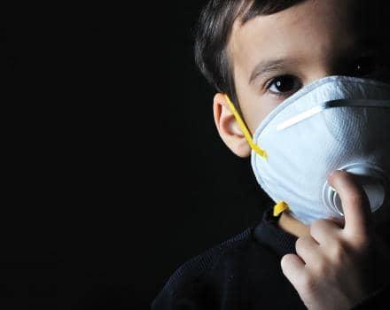 Zanieczyszczone powietrze szkodzi Twojemu dziecku!