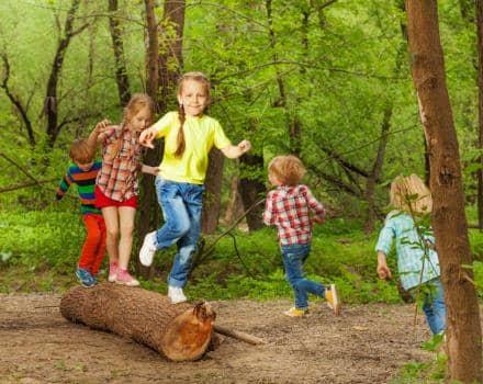 Przedszkole leśne - o co w tym chodzi?