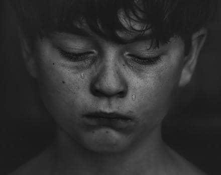 """""""Nie płacz, nic się nie stało"""" – czy na pewno?"""