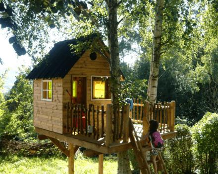 Własny domek na drzewie to marzenie wielu dzieci