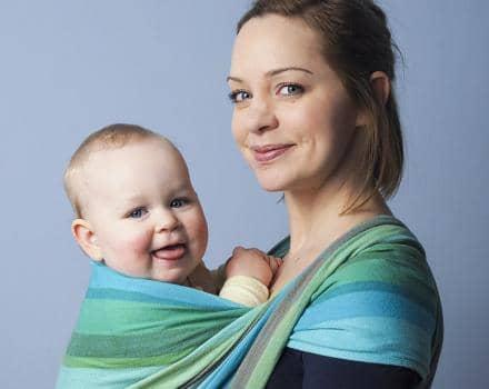 Renia Hannolainen z córką Irką
