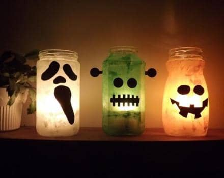 lampiony na halloween