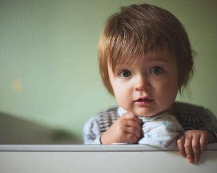 Lęk separacyjny u High Need Baby