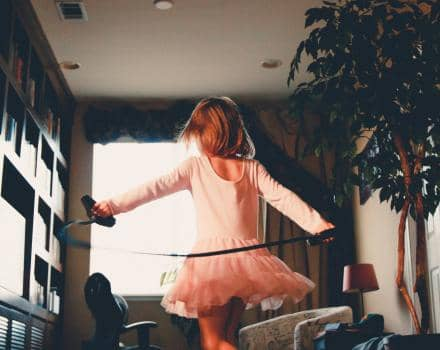 Naturalna potrzeba ruchu u dzieci