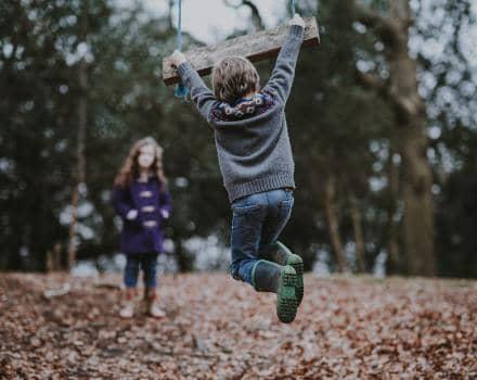 5 zmian, które sprawiają, że dzieci nie chorują jesienią