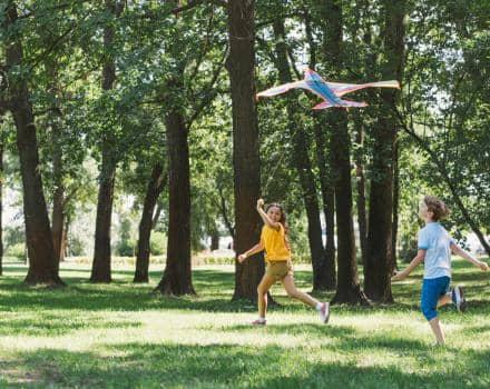 Kreatywność i aktywność – czyli dziecko na świeżym powietrzu