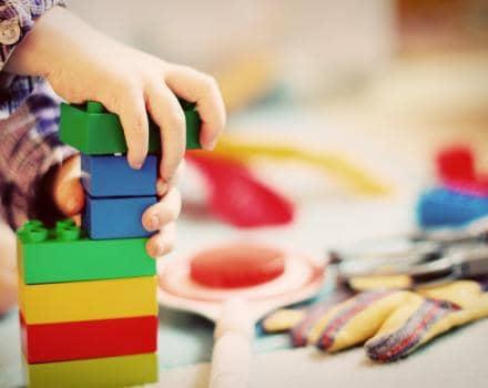 5 zabawek rozwijających kreatywność
