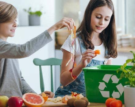 EkoDzieci - jak uczyć malucha dbania o środowisko?