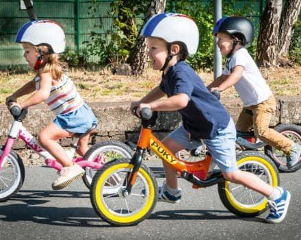 Dla kogo rowerek biegowy?