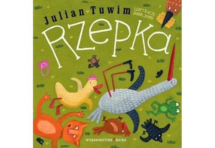 Tuwim I Brzechwa świetne Wiersze Dla Dzieci