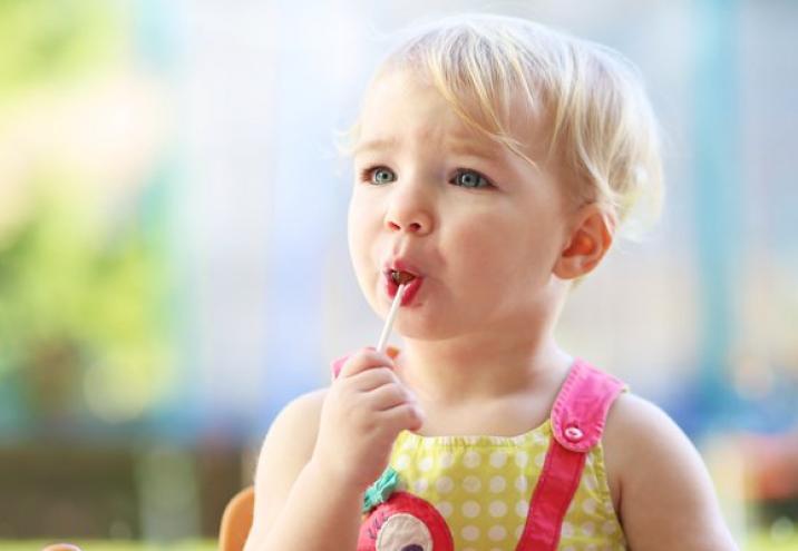 Zasady cukru dla dzieci